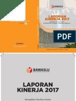 Buku Laporan Kinerja Tahunan 2017