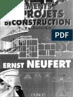 346466295 Ernst Neufert Les Elements Des Projets de Construction 7E Edition 4 PDF