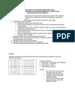 panduan teknis FGD