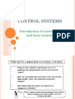 Basics of Control System