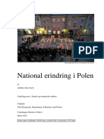 Zych - National Erindring i Polen