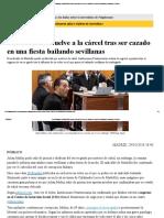 Caso Malaya_ Julián Muñoz Vuelve a La Cárcel Tras Ser Cazado en Una Fiesta Bailando Sevillanas _ Público