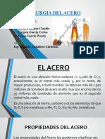 Metalurgia Del Acero