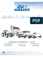 Catalogo Gauss
