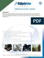 Flange-Dim-EN1092-1-BS4504
