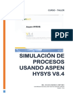 Manual Hysys