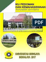 Pedoman Akademik Dan Kemahasiswaan 2017