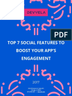 Top 7 Social Features to Boost Your App's Engagement