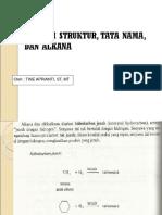 227339_(Bab 3) Isomeri Struktur, Tata Nama, Dan Alkana