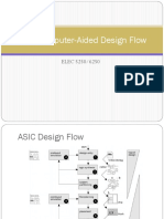 Lecture 3 - Design Flow