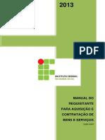IFRGS Manual Aquisicao Contratacao