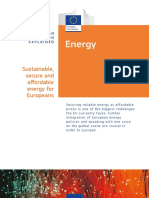 Energie. Sustainable, secure and affordable energy for Europeans.pdf