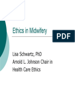Ethics in Midwifery Powerpoint