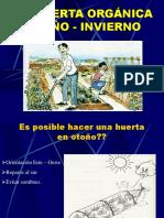 La Huerta Orgánica Otoño - Invierno