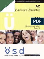 Grundstufe Deutsch 2 - A2 test