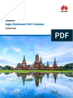 Huawei Agile Distributed Wi-Fi Solution Datasheet