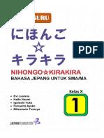 Buku Guru Nihongo Kira Kira 1