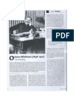 Dick Gevers, « Octave Mirbeau »