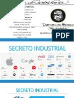 Secreto Industrial Equipo 4