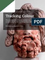 Tracking Colour - Preliminary Report 5, 2013