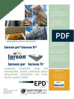 NEPD 1302 424 Larson Pe Larson Fr Aluminium Composite Panel