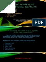 Tugas Power Point Administrasi Keuangan