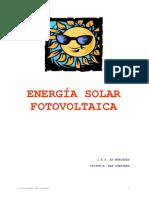 Energa Solar Fotovoltaica