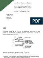 Opticas LED Final