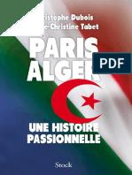 Paris Alger.une.Histoire.passionnelle.pdf