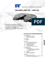 Operating Manual Jsk 38 50