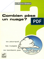 Combien Pese Nuage