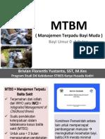 MTBM (Manajemen Terpadu Bayi Muda)