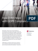 How EMM Helps With GDPR Compliance en US