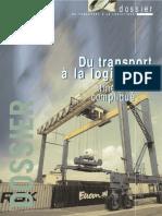 -Dossier - Du Transport à Logistique