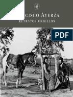 Francisco Ayerza - Retratos Criollos (VistaPrevia)