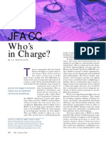 JFACC Who's in Charge