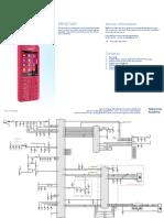 Nokia 206 Dual SIM RM-872 RM873 Schematics v1.0