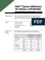 Scotch-Weld Epoxy Adhesive DP460, DP460NS-349252