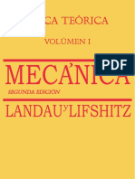 Vol 1 Mecanica Landau