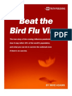 4263762 Beat the Bird FluVirus by Mike Adams