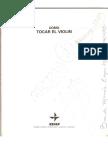 Cómo Tocar Violín - Max Jaffa.pdf