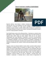 Atletismo - Corrida e Salto Com Obstaculo