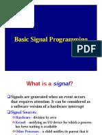 Signals Demo