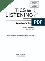 Transcript Basic TFL 3rd