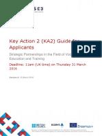 2016 Guide for Applicants VET Key Action 2 v4