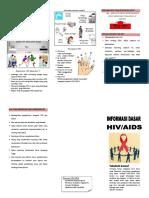 Leaflet Hiv Remaja