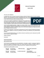 Lettre Info Janvier 2018 de l'association de sauvegarde du patrimoine de Thorame Haute