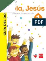HOLA JESÚS - 1º - Profesor