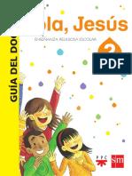 HOLA JESÚS - 2º - Profesor