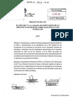 Proyecto por Mesa Dialogo UEP